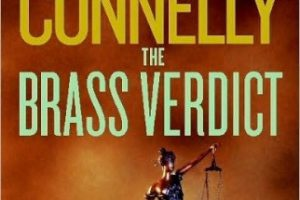 New Book: The Brass Verdict by Michael Connelly