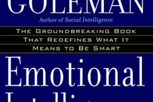New Book: Emotional Intelligence by Daniel Goleman