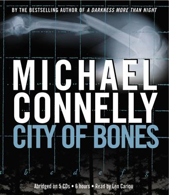City of Bones Connelly Michael 9781586212025