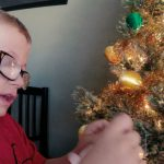 Oh Christmas Tree – The Lighting Of The Tomchak Tree