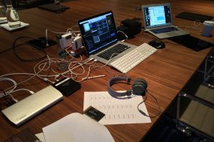 The Langham Hotel – On Site Editing
