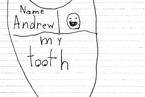 Tooth Fairy – Andrew's Note