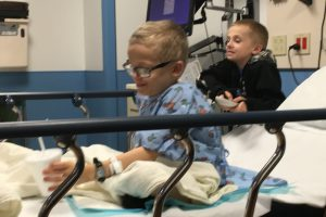 Saturday Night Special – A Unscheduled ER Visit
