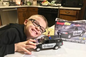 First Model Car – By Maximus