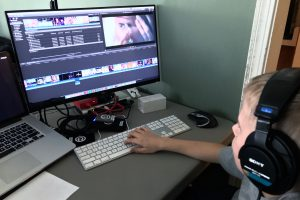 Andrew's First Edit Job