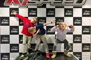 K1 Racing – First Time Go-Cart Racing
